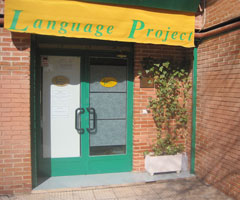 Fachada de Language Project